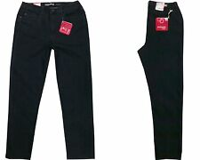 Stooker Dubai Damen Stretch Jeans Hose    Blue Black / Dunkelblau / 7557