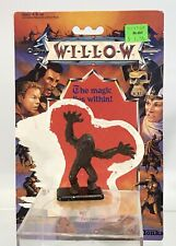 Vintage Willow Magic Lies Within Evil Creature Troll Diecast Figure 1988 Lucas