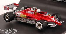 Ferrari 126 C2 D. Pironi 1982 #28 Winner San Marino GP (Imola) 1:43 Model 50218