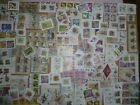 40 grams mixtures Malaysia stamps on single paper kiloware