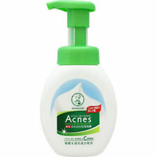 Rohto Mentholatum Acnes Medicated Foam Facial Wash Pump 160ml Japan