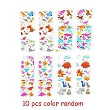 10 Pcs Bubble Foam Stickers 3D Cartoon Kids Toys Dinosaur Stickers School Reward