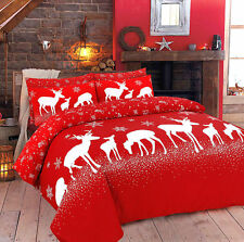 Christmas Special Duvet Cover/ Quilt Cover Set ,Design DECEMBER, In All Sizes