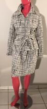 New Frontier Skirt Suit Blazer Tweed Buckle, So Coco Size: 14 NWT