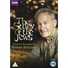 The Story Of The Jews BBC TV Series Simon Schama Region 4 New DVD