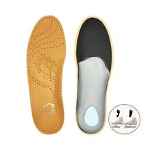 1 Pairs Orthopedic Insole For Shoes Flat Feet Arch Support Shoes Sole Insole New