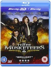 The Three Musketeers 3D bluray
