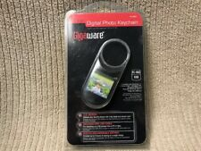 """GIGAWARE DIGITAL PHOTO KEYCHAIN 1.5"""" SCREEN WITH USB CABLE 16-999 Ships Free!!"""