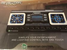 Monster Revolution Remote Control 200 Silver Entertainment and Lighting Control