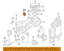 VW VOLKSWAGEN OEM 98-05 Passat 2.8L-V6 Evaporator Heater-Adjust Motor 8D1820511G