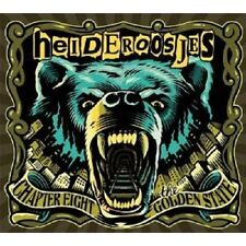Heideroosjes - Chapter 8,The Golden State  CD ALTERNATIVE ROCK POP  Neuware