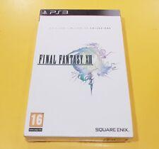 Final Fantasy XIII Collector's Edition GIOCO PS3 VERSIONE ITALIANA NUOVO