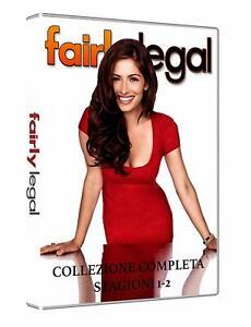 FAIRLY LEGAL - STAGIONE 01-02  7 DVD  COFANETTO