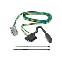Trailer Hitch Wiring Tow Harness For Equinox Terrain With Tow Pkg 2010 - 2017