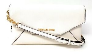 Michael Kors Jet Set Item Medium Envelope Clutch Crossbody Bag