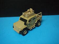 Intl Mxt-Mv Husky Military Trucks Diecast Truck Armoured Gun Turrent