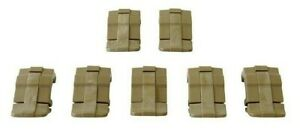 New Pelican Tan 1630 / 1660 / 1690 replacement latches (7). With pins