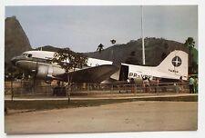 Varig Douglas DC-3 Postcard