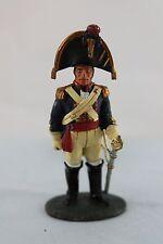 Del Prado Zinnfigur; Officer, Royal Horse Guard, 1800