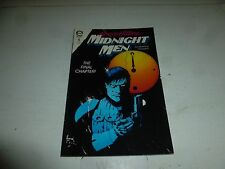 MIDNIGHT MEN Comic - No 4 - Date 09/1993 - Epic Comics