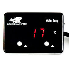 Turbo Diesel Petro 1/8 NPT Sensor Digital Water Temperature Gauge Red Display
