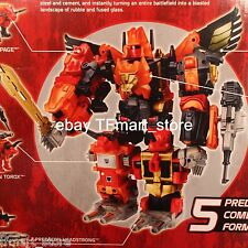 Transformers 30th Platinum Edition G1 Predaking Combiner Gift Set New MISB