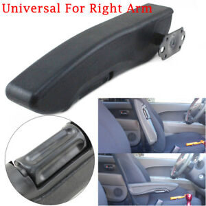 Universal Car Truck Adjustable Armrest Arm Rest Centre Console PU For Right Side