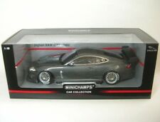 Minichamps Pm150081390 Jaguar XKR Gt3 2008 Grey Metallic 1.18 Auto Stradali