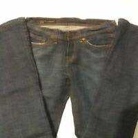 COH Citizens of Humanity Women Simone #105 Blue Flare Jeans Size 27 - J017