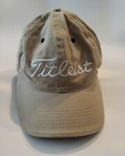 Titleist Titanium Pro 983 Classic Golf Cap/Hat Baseball style Strapback Hat