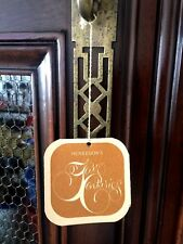 "Henredon's 2 Piece Lighted Elegant Vintage Mahogany China Cabinet W70"" X H83"""