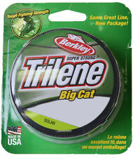 Berkley Trilene Big Cat Fishing Line (200 yds) - 40 lb Test - Solar