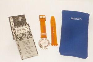 Swatch Watch Swatchuhr Skk 116 Higher Ground Access Special Montre New Box Watch