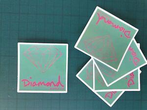 Diamond sticker pack x5, Supply co