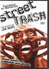 STREET TRASH  (1987) **Dvd R2** Mike Lackey, Bill Chepil, Jim Muro