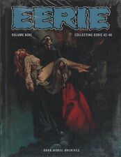 Eerie Archives Hc Vol 9 Reps #42-46 Dark Horse Hardcover Sealed