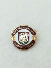 More details for northampton town football club enamel pin button badge brooch