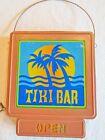 Tiki Bar Lighted Sign