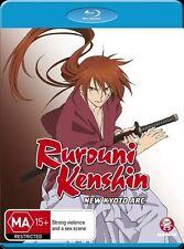 Rurouni Kenshin - New Kyoto Arc (Blu-ray, 2013) Region B