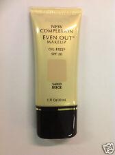 Revlon New Complexion Even Out Liquid Makeup Foundation ( SAND BEIGE ) New