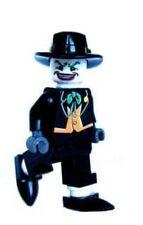 Custom Designed Minifigure - Jackson Joker Printed On LEGO Parts