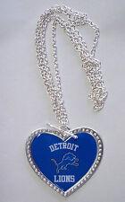 Detroit Lions Charmimg Necklace