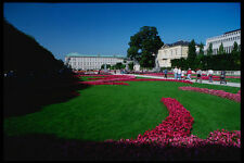 222077 Mirabell Palace And Museums Salzburgs Right Bank A4 Photo Print