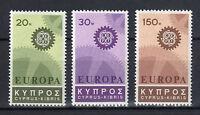 CYPRUS 1967 EUROPA CEPT MNH