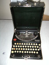 Vintage Refurb Remington Portable Manual Typewriter w/warranty
