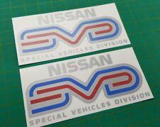 Nissan Svd R31 Skyline Gts-X Gts-R Stickers Autocollant HR31 RB20GTS RB20DET