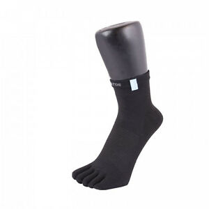 ToeToe Socks Glove Style Liners for Barefoot Shoes Prevent Blisters Over Ankle