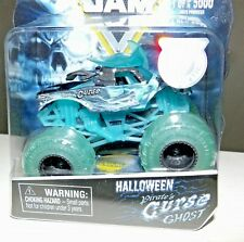 Monster Jam Halloween Spin Master glow Chase Limited Pirate's Curse Ghost 1/5000