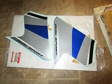 Suzuki DRZ 400 decal kit new 68110-29F50