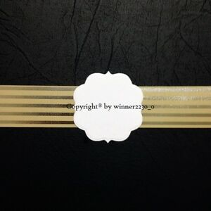 30 Premium Striped FOIL GOLD Belly Band 30 Personalised Tag Fit 16cm Invitation